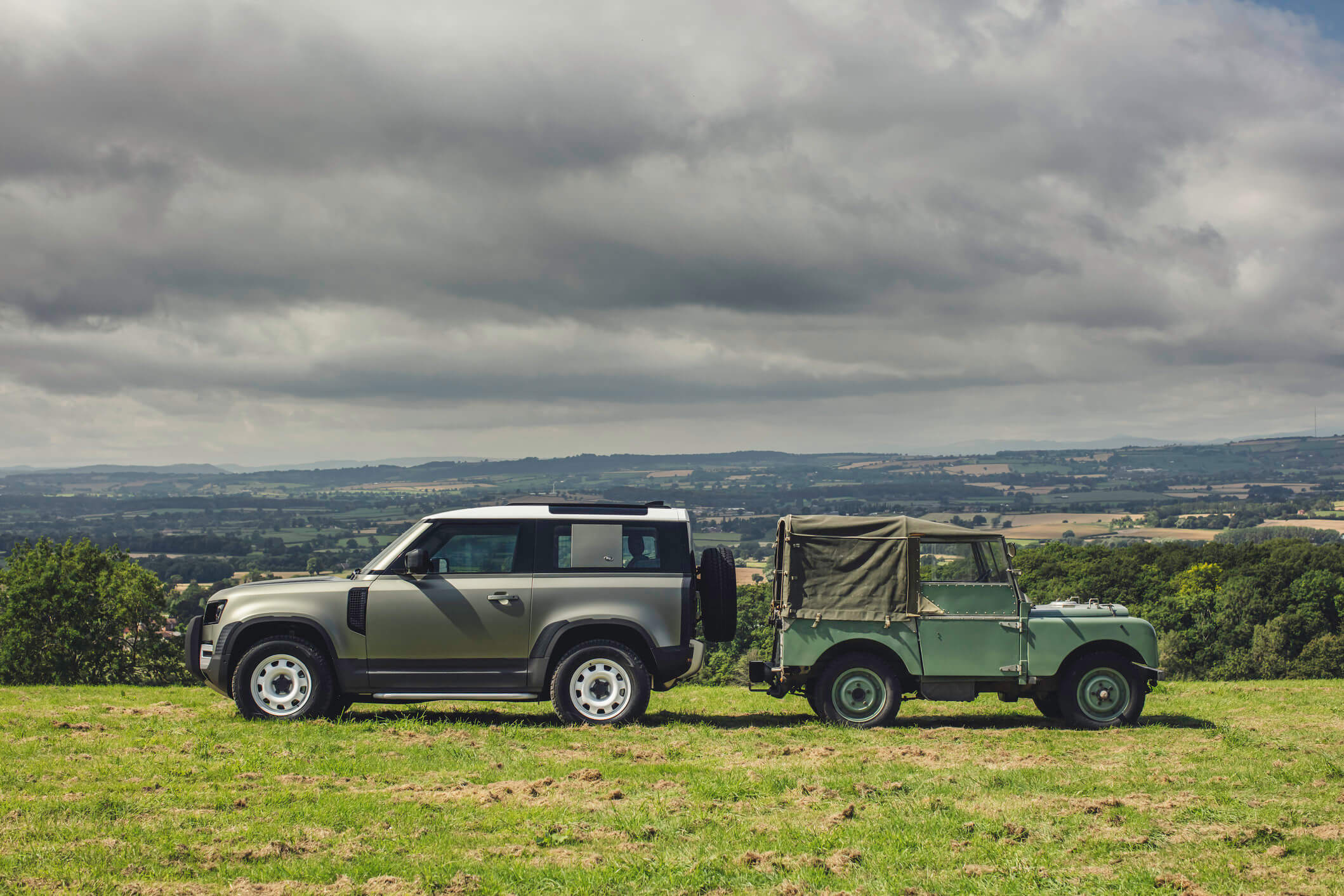 New Defender, serious heritage: a potted history of Land Rover