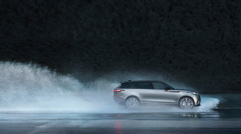 Rent a Range Rover Velar