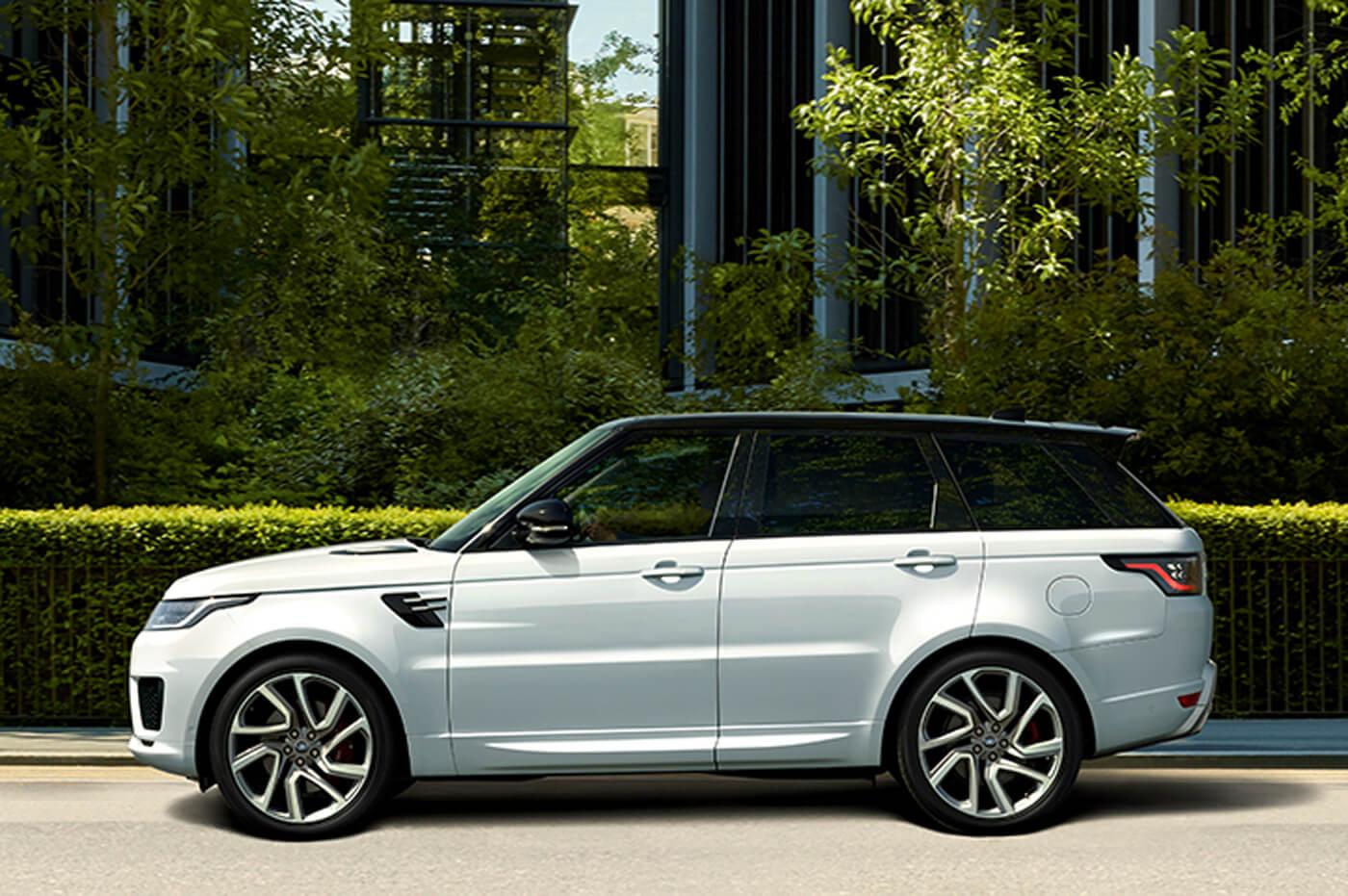 Range Rover Sport for Rent
