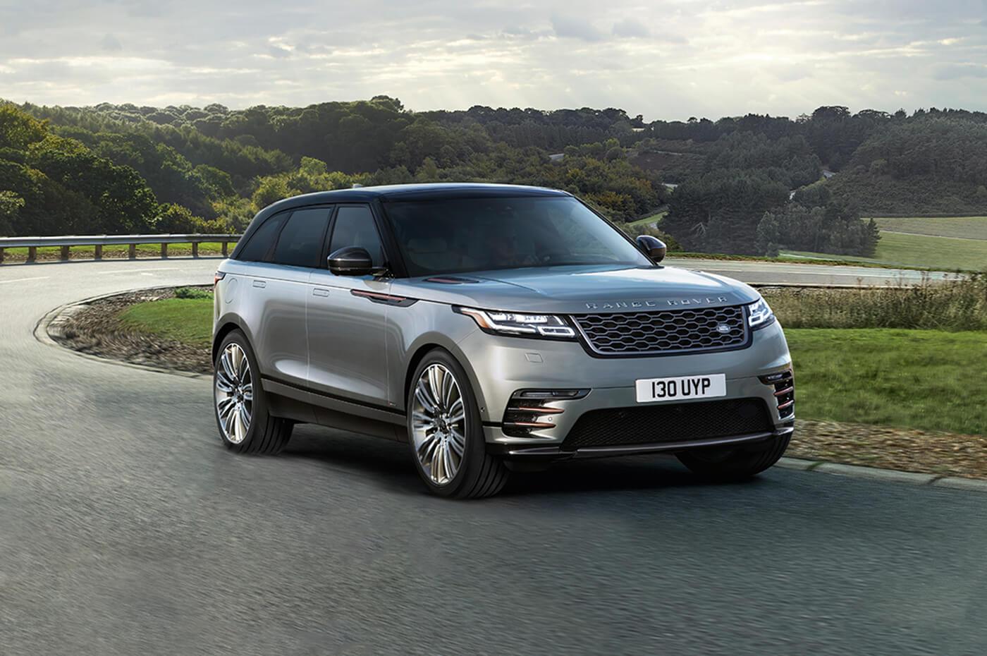Range Rover Velar for rent