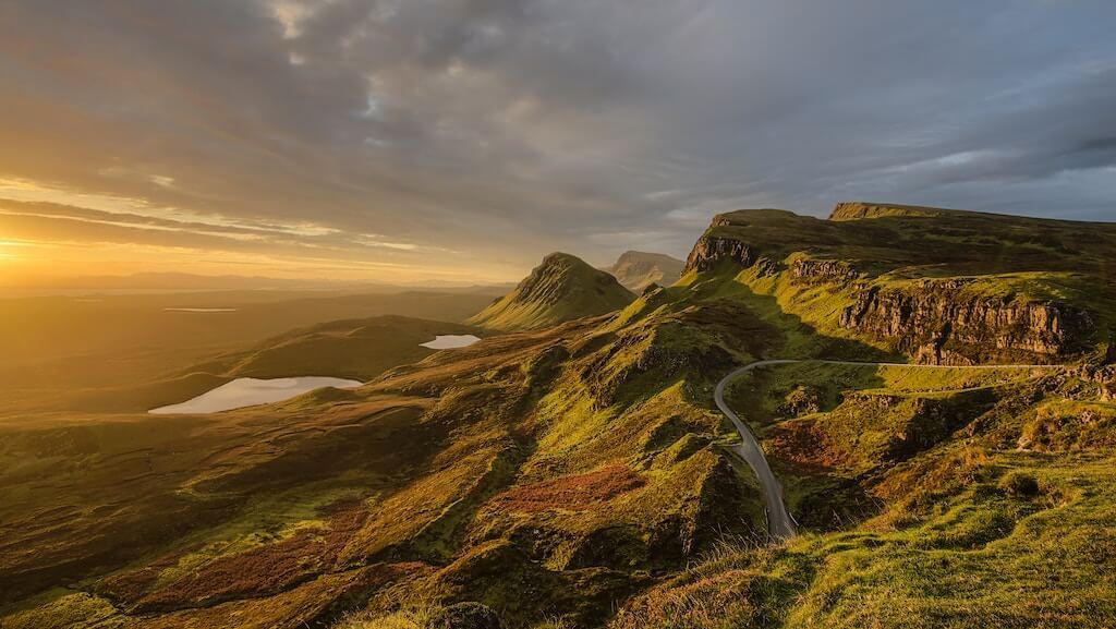 road trip to Skye