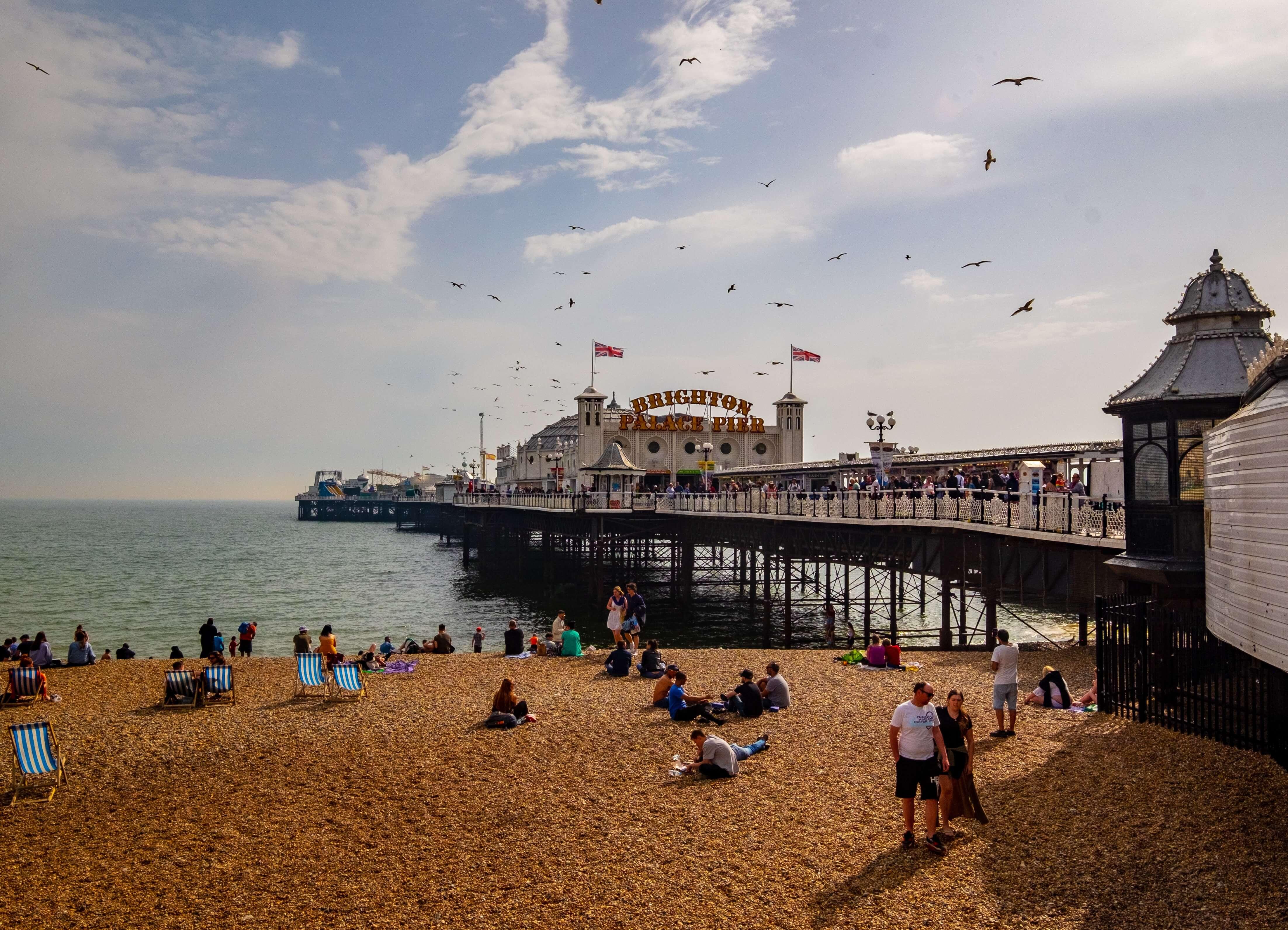 road trips to Brighton