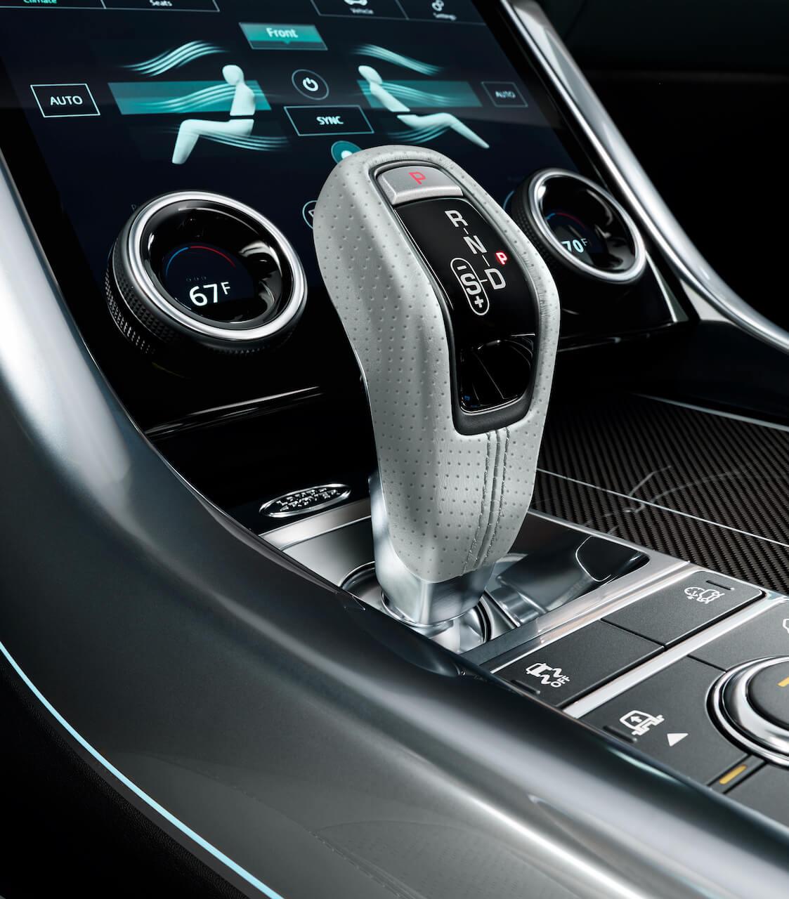 Range Rover Sport transmission