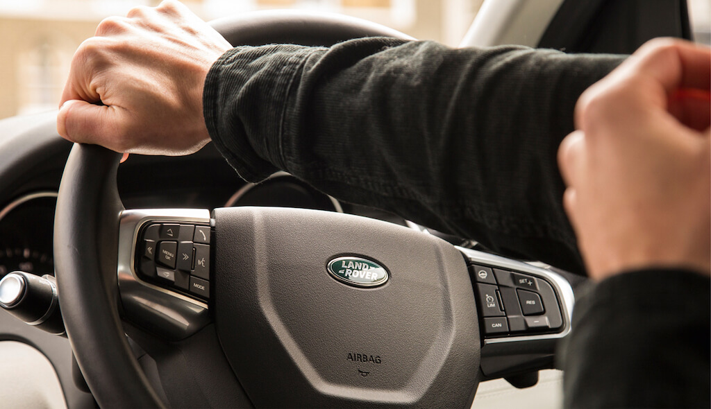 Renting a Range Rover