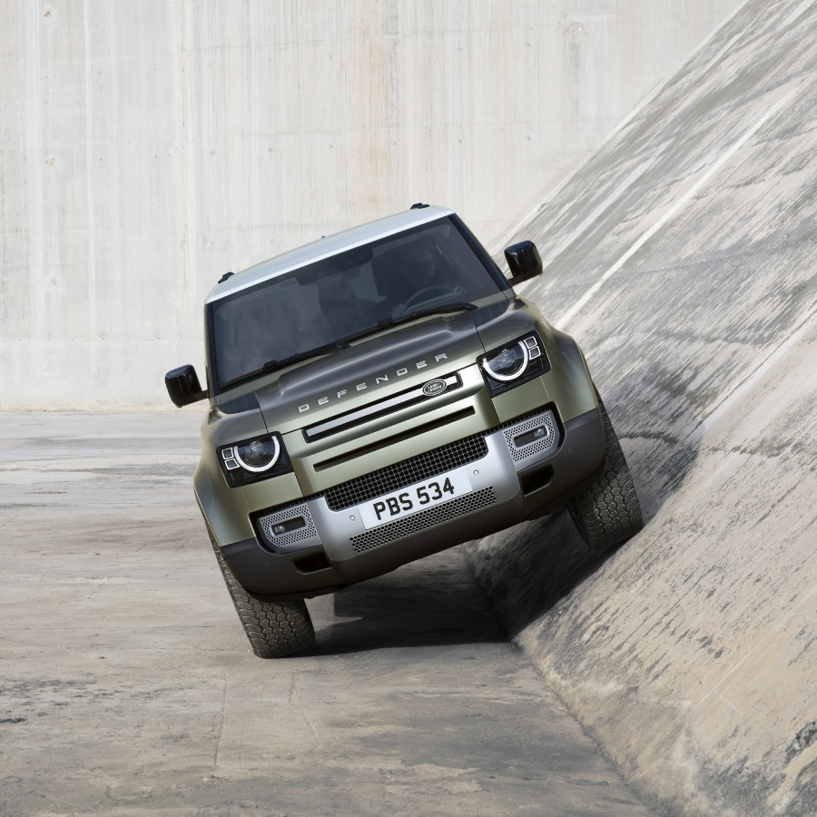 Defender - The most talked about car of the year